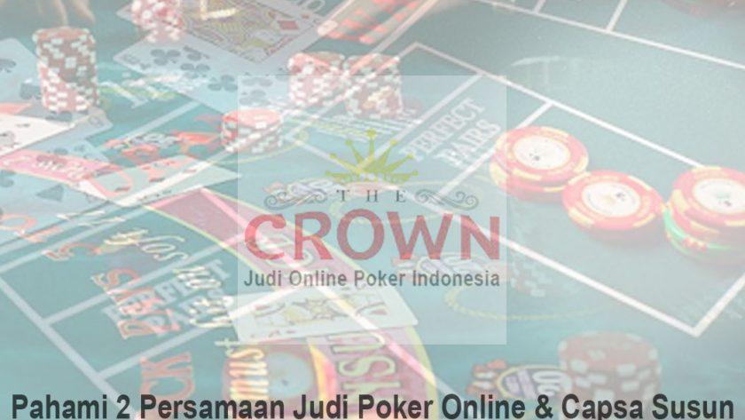 Poker Online & Capsa Susun - Judi Online Poker Indonesia